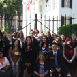 Southaven High School Students Participate in Youth Legislature
